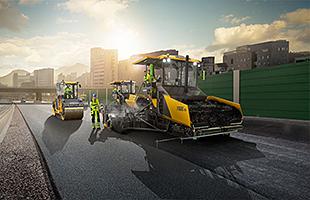 Строительство муниципальных, городских дорог
